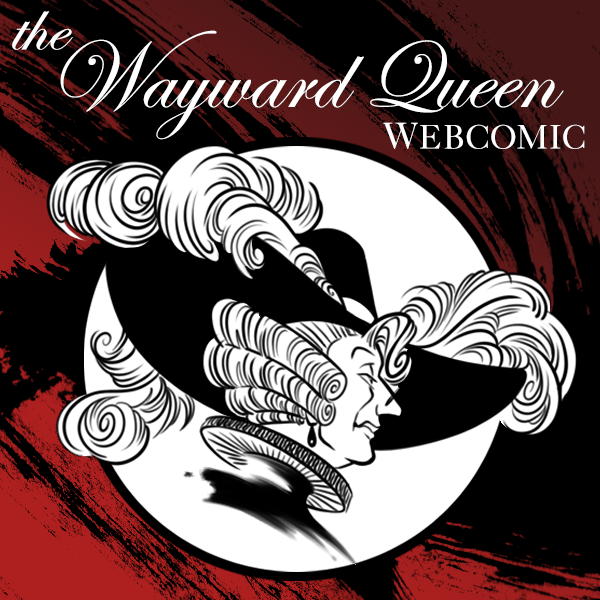 The Wayward Queen Webcomic